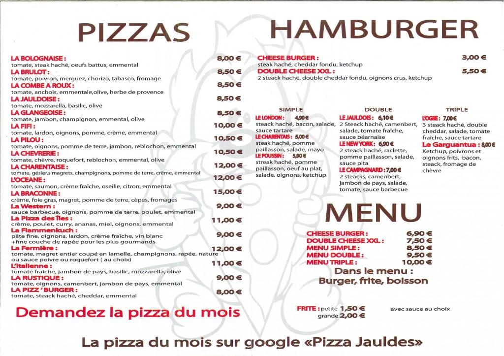 Pub pizza Patrick