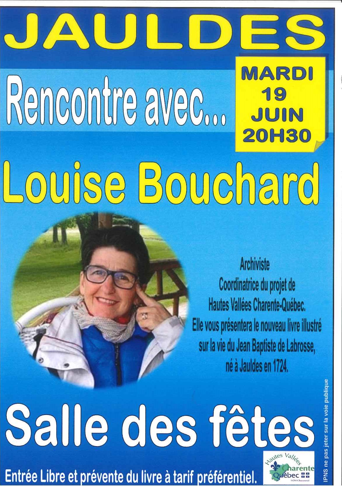 Louise BOUCHARD